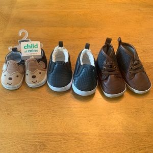 Baby Shoes Set